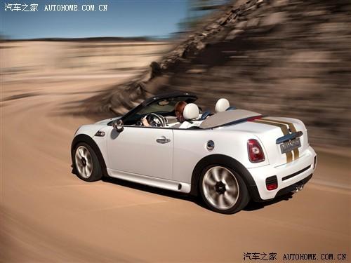 预计明年量产 MINI两款全新车型介绍\(3\)