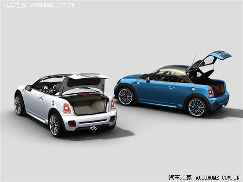 预计明年量产 MINI两款全新车型介绍\(2\)