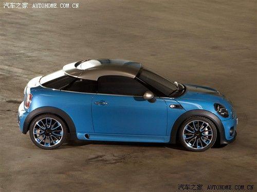 预计明年量产!MINI两款全新车型介绍