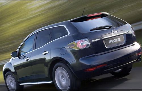 马自达首款SUV将入华 经销商处接受预定