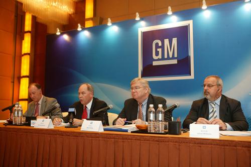 韩德胜:新通用将于2010年下半年IPO上市