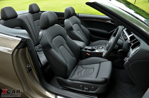 新款奥迪A5敞篷版中国发售或引入日本(2)_汽风骏5欧洲版低配多少钱图片