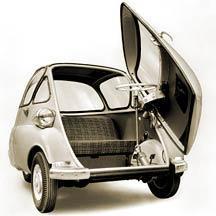 宝马汽车的发展历程(组图)