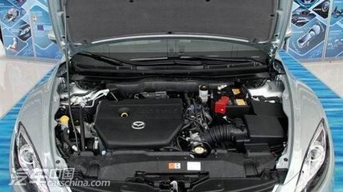 马自达睿翼2.0L正式上市 售价17.68万起