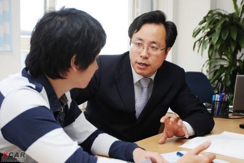 GTI广州车展亮相 访一汽大众公关部总监