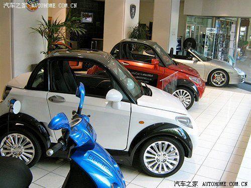 MyCar约8.5万 香港自主电动车在港发售\(图\)