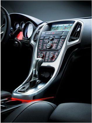 新凯越HRV原型车 试驾欧宝新Astra 1.4T