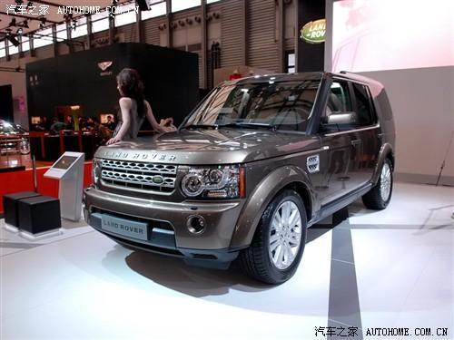 路虎公布2010款车型售价 49.8-268.8万\(图\)