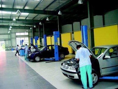 广州市机动车维修管理规定本月起施行