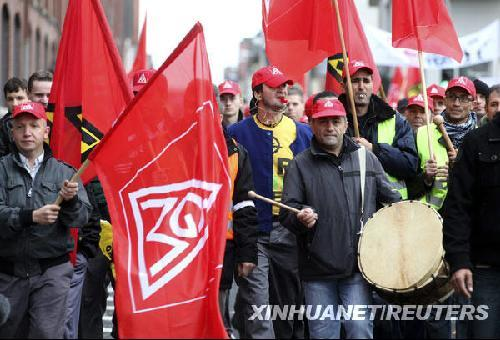 通用保留欧宝引发员工抗议