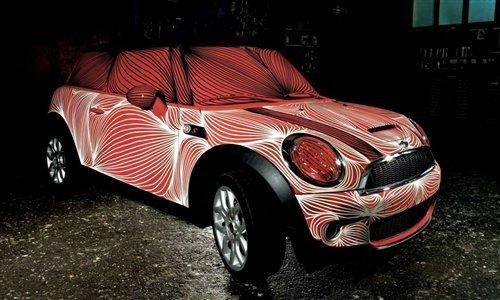 10款车型10个风格 MINI推出彩绘车型\(2\)