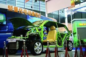 中国汽车轻量化调查