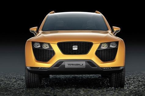 兰博基尼设计师抄刀 西亚特SUV概念车