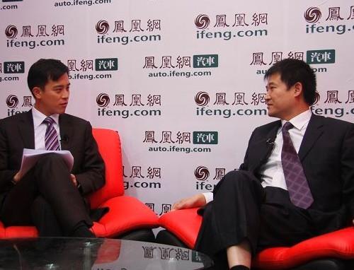 凤凰网专访昌河陈平:昌河致力打造精品小车 进入新长安获更快发展 - 车前子 - 车前子的博客