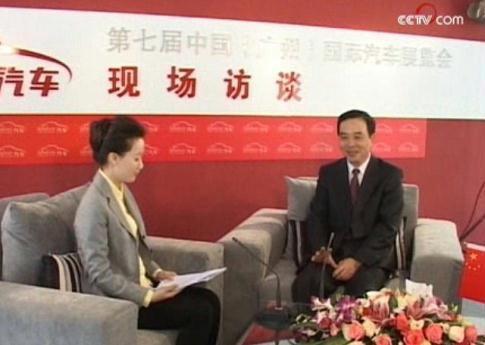 专访广州本田执行副总经理姚一鸣