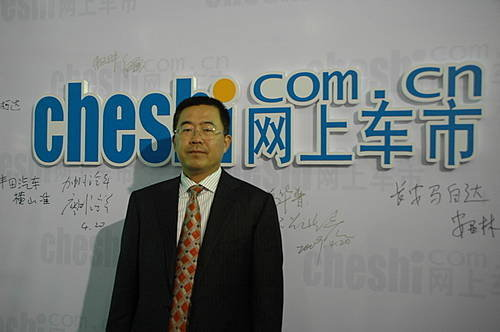 专访东风日产副总经理任勇