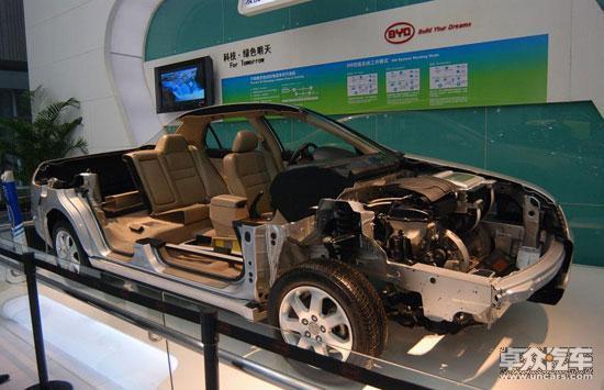 概念还是实际 评点广州车展之新能源技术\(5\)