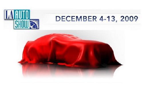 2009洛杉矶车展12月开幕 首发新车超过30部