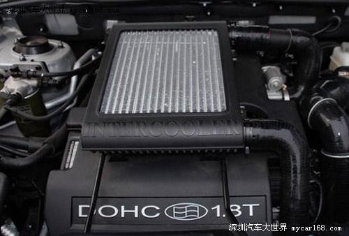四款低油耗大动力涡轮增压SUV导购\(图\)