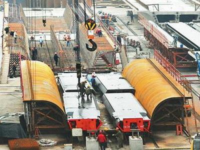 沪宁城际铁路最短发车将只间隔3分钟