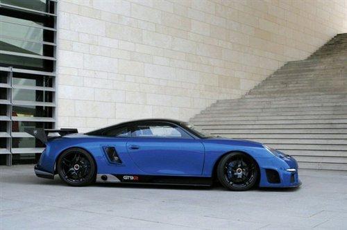 输出1120马力 9ff发布最新改装作品GT9R