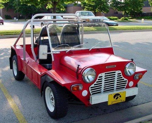 底特律车展发布 MINI将推出全新越野车