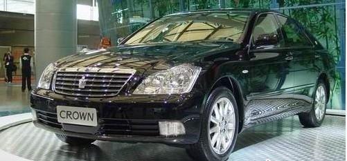 百姓看汽车:丰田皇冠的历史\(11\)