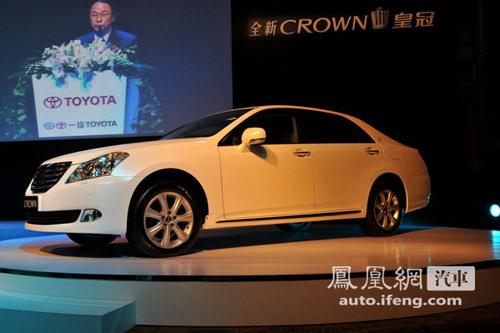 新皇冠全系车型导购 3.0L尊享版最适合购买