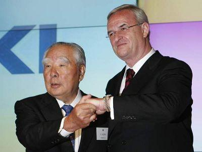 铃木CEO:与大众合资项目将于明年1月启动