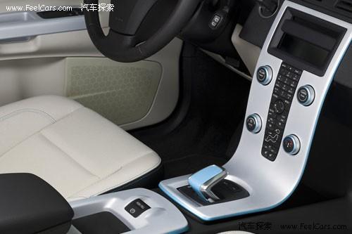 全电驱动-2011款沃尔沃C30 BEV官图发布\(2\)