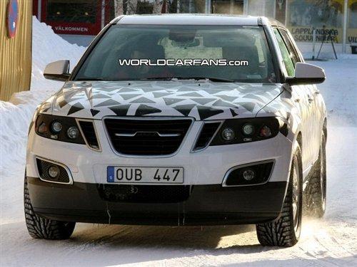 萨博明年推9-4X新车