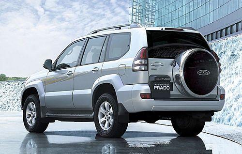 丰田普拉多全系无优惠 订车2个月后提车