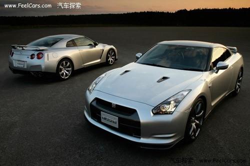 搭载混合动力系统 全新GT-R假想图曝光