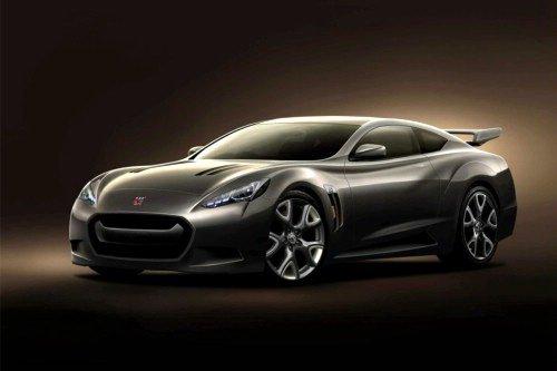 源自Essence 日产将推出混合动力版GT-R