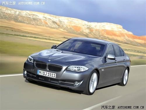 明年初发布 宝马将推新一代混合动力5系