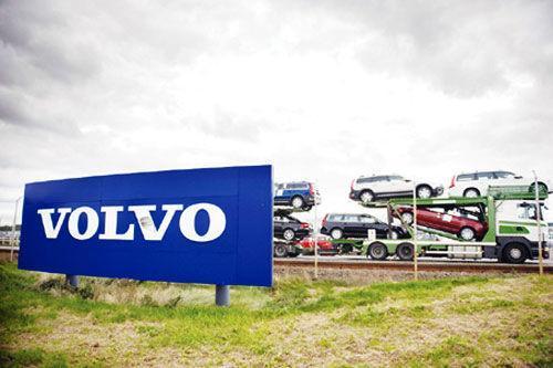 吉利汽车或将在内地新建两个沃尔沃工厂