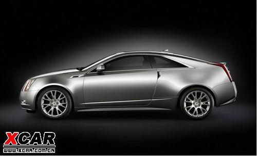 凯迪拉克CTS-V Coupe将底特律正式亮相