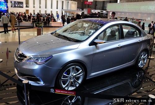 上汽荣威350明年4月北京国际车展上市