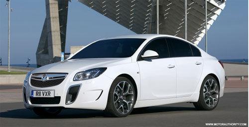 高性能版本 新君威GS将亮相底特律车展