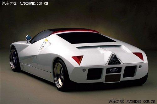 再次登陆底特律 福特GT90明年将会拍卖