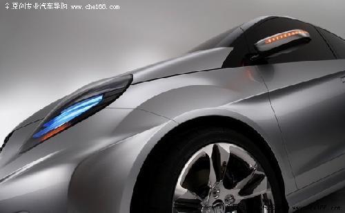 本田新小型概念车印度首发 将于2011年量产