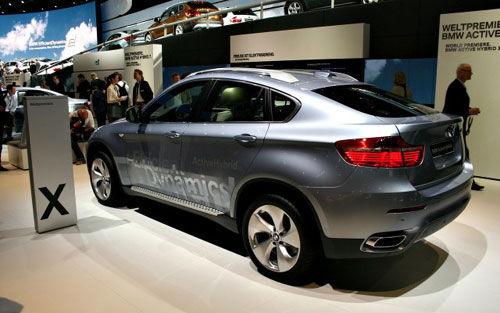 离我们很近 北美车展上多款新车即将引入中国\(9\)
