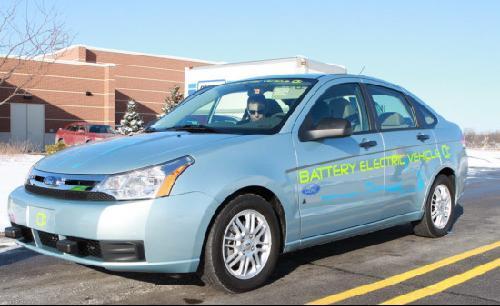 麦格纳携电动技术 首次亮相北美车展