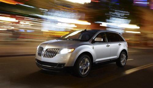 表里如一 2011款林肯MKX北美车展发布