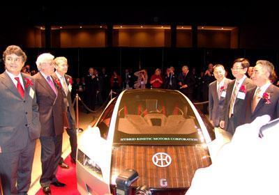 仰融牵手乔治亚罗整车开发 二度造车开弓