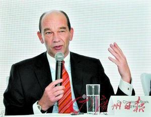 宝马大中华区总裁史登科:质量比销量更重要