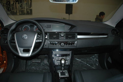 MG 6部分现车到店 现在预订1.8T车型春节前可提车