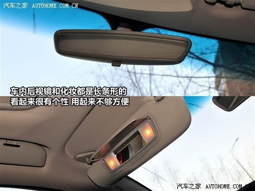 从里到外都运动 测试上汽MG6 1.8T MT\(4\)