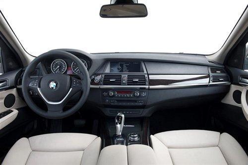 全部使用Turbo发动机 2011款X5官图发布