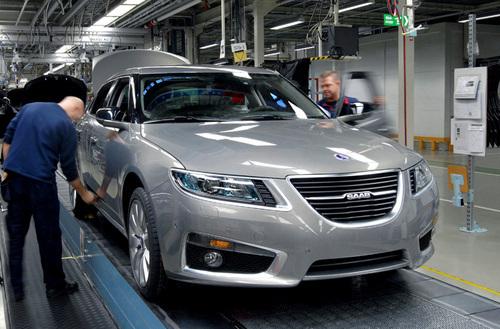 现款萨博9-5正式停产 今年启用新车型
